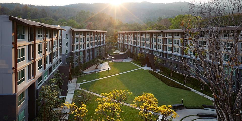 DCondo Campus Resort Studio - Muang, Chiang Mai - Condomínio