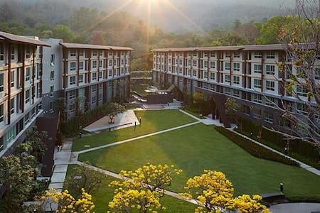 DCondo Campus Resort Studio - Muang, Chiang Mai - Ortak mülk