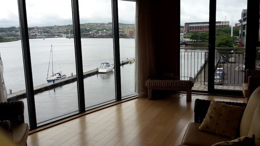202 Clipper Quay - Londonderry - Apartment