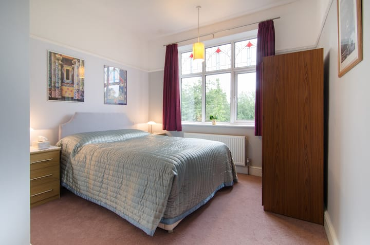 Dbl Room good access to city centre