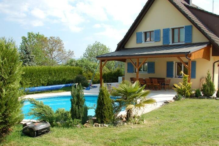 Family house, Lausanne countryside - Bavois - Villa