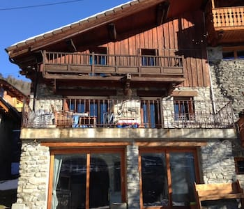 Bed and Breakfast in a Private Room for 2 persons - Bourg-Saint-Maurice - Dom