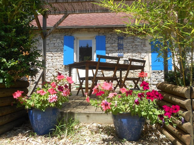 Gîte Badou à La Badounerie - Martel - Huis
