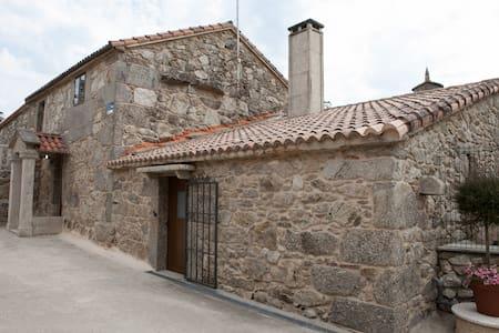 Casa do Vinculeiro: O Sangriñal - A Baña