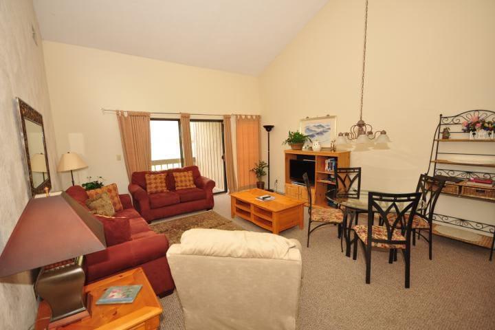 Fairway Villa #1203 - Rumbling Bald Resort - Lake Lure - Villa