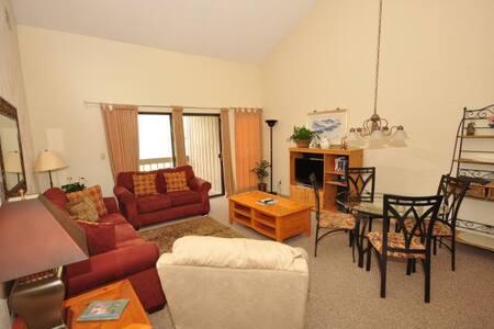 Fairway Villa #1203 - Rumbling Bald Resort - Lake Lure - วิลล่า
