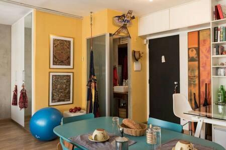 Hanting apartment
