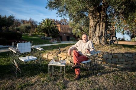 Il podere degli ulivi: nature and luxury
