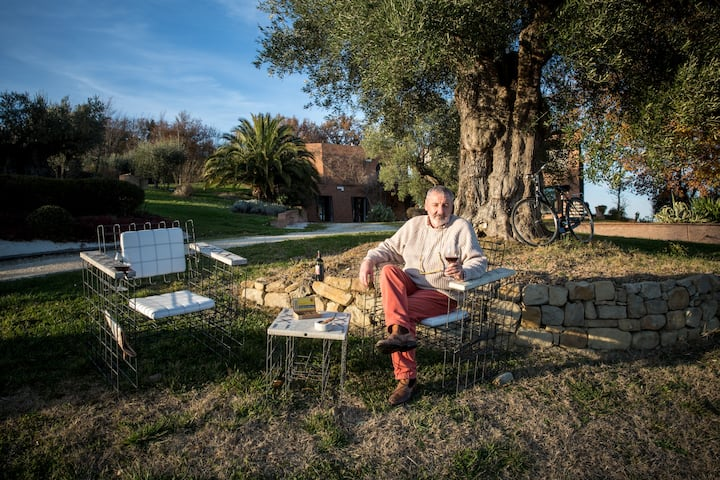 Il podere degli ulivi: nature and luxury