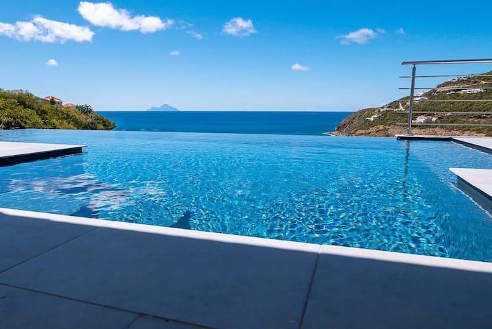 Villa Dream View Belair Sint Maarten SXM