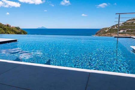Villa Dream View Belair Sint Maarten SXM