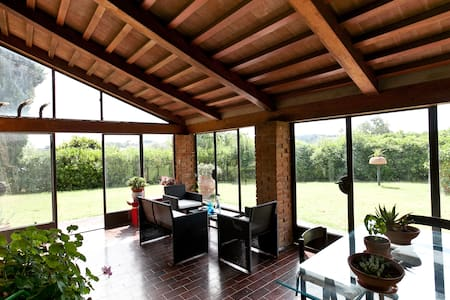 Casa Villa - Villa for vacation in Tuscany - Montescudaio