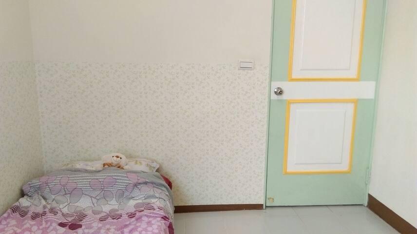 Welcome! 巨蛋溫馨單人雅房 - 左營區 - Apartment