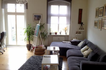 Room with Double Bed - Heart of Prenzlauer Berg