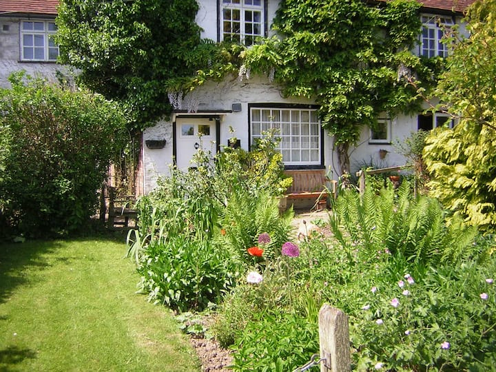 Self-contained holiday annexe