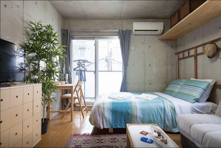 Designer Studio Shibuya! - Cибуя - Квартира