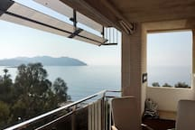 Nice apartment with excellent views (65 m2)