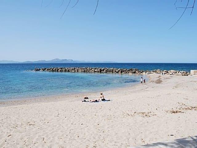 Right in front of the sea....!!!!! - Colonia de Sant Pere - Apartment