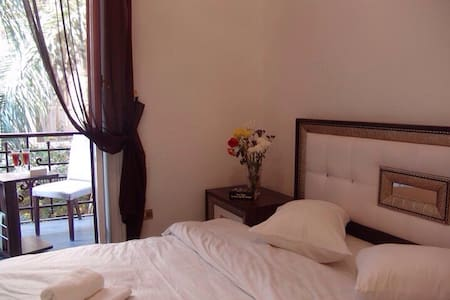 Private Room in Cairo Downtown - Cairo - Bed & Breakfast