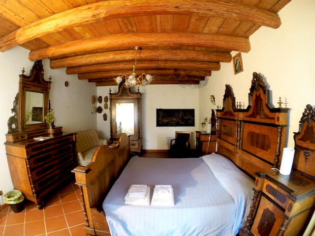 Double with Garden view! - Padova - Bed & Breakfast