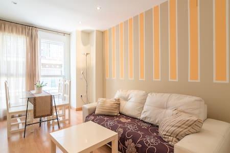 Acogedor apartamento, Málaga Centro - Málaga