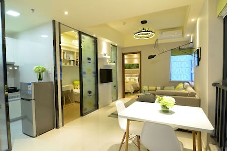 Deluxe Family Suite with sunshine - 广州市