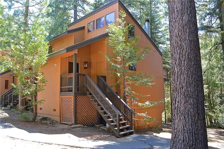 Living Pines Condominium - Shaver Lake - Apartment