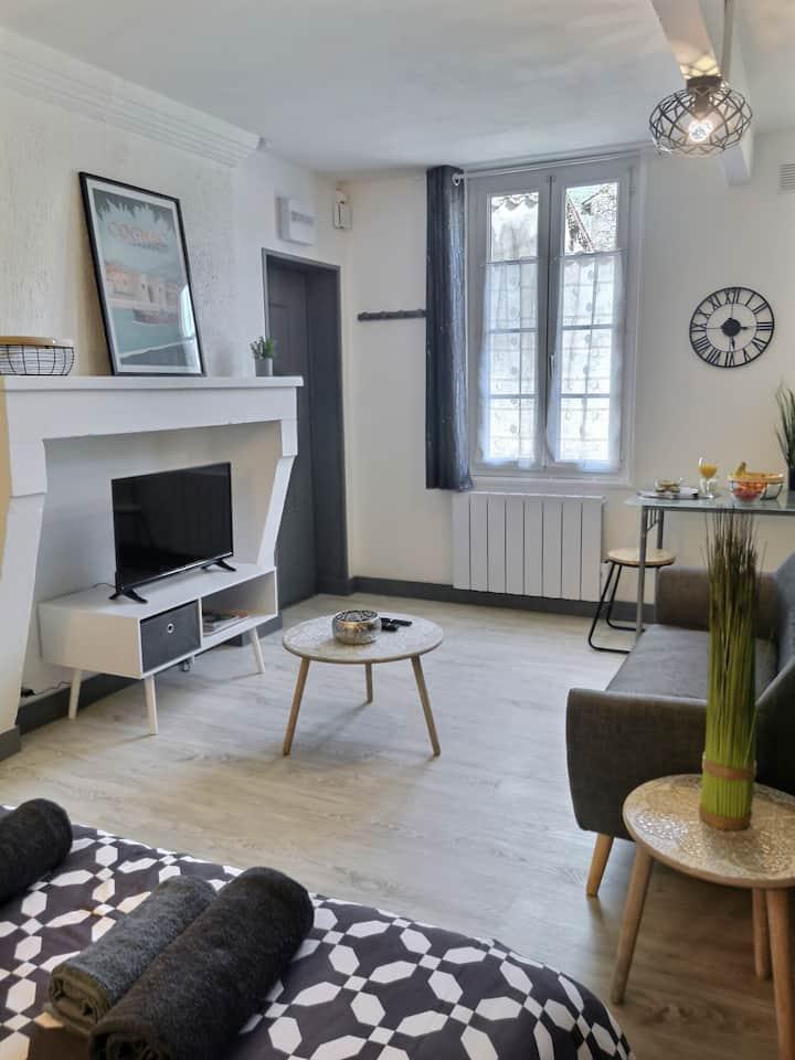 ⭐ Studio ZEN, tout confort, proche Hyper centre ⭐