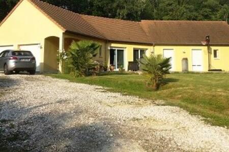 Belle villa de plain pied - Pommeuse - House