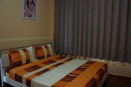 Fully furnished bedroom - Samut sakorn