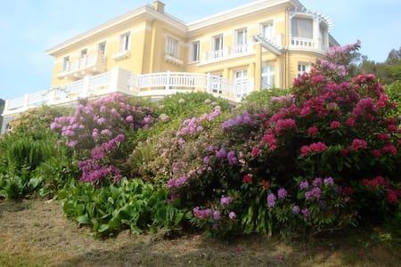 Villa ArtDeco vue mer exceptionelle - Étables-sur-Mer - Villa