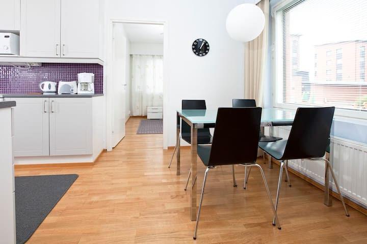 Spacious family home in the center - Oulu - Byt