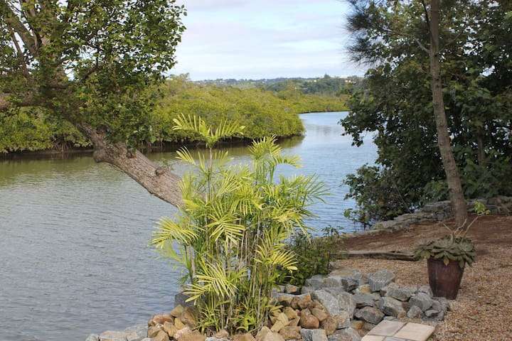 Private Tweed River Retreat - Tweed Heads West