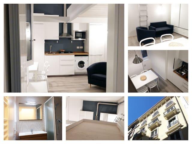 Moderno Monolocale in Centro Nuovo! - Milano - Apartment