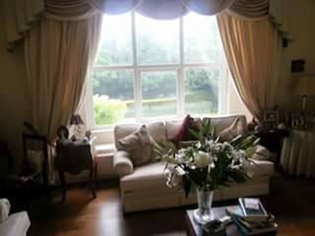 Double Room, With Private TV Room - Cork - Casa