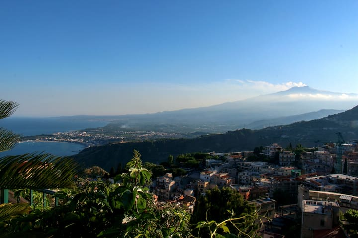 Casa Bellavista panoramic apartment - Taormina - Apartment
