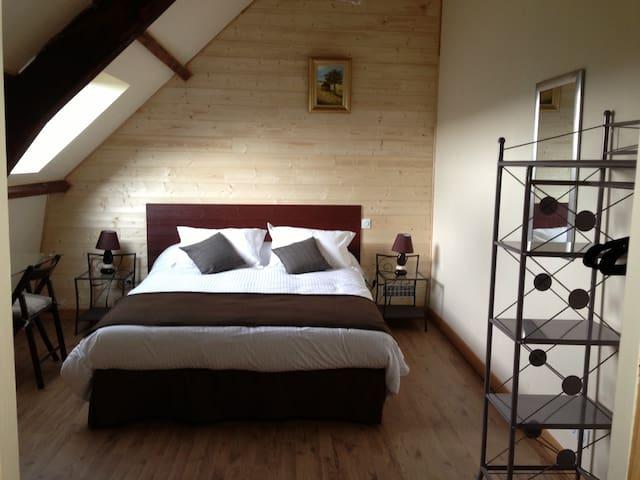 La chambre Dordogne