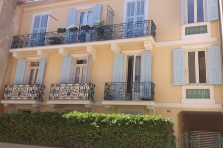 Bel appartement au rez-de-jardin - Beausoleil - Appartement
