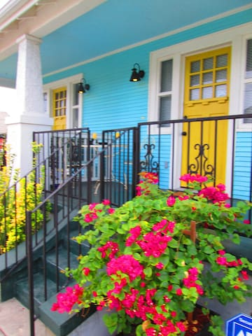 Walking Distance To French Quarter - New Orleans - House