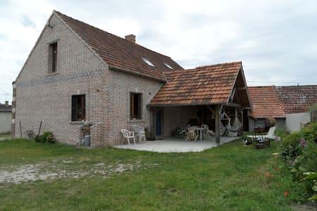 Maison de caractère - Saint-Viâtre