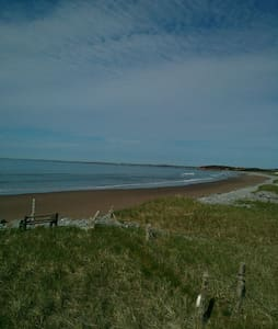 Lawrencetown OCEANFRONT studio apt - East Lawrencetown - Talo
