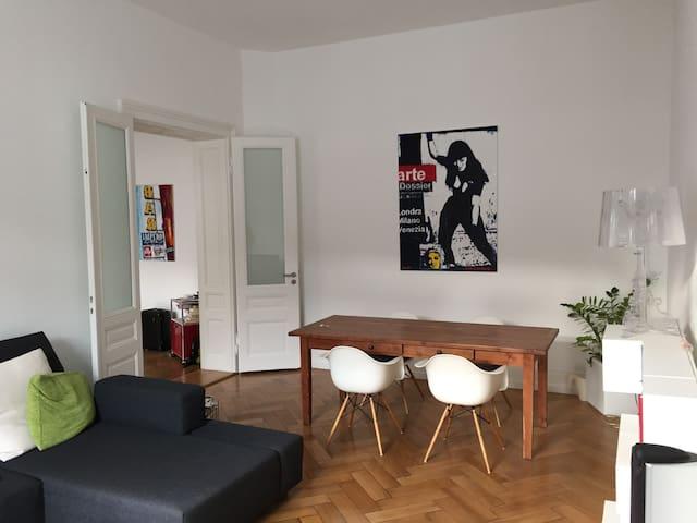 Zentrales Design-Apartment - Frankfurt am Main - Leilighet
