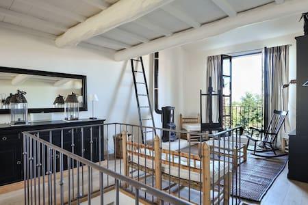 Atelier d'Artiste 87 M2/16 mezza - Alleins - Apartment