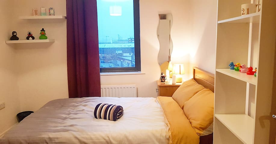 a Room in Belfast City Center