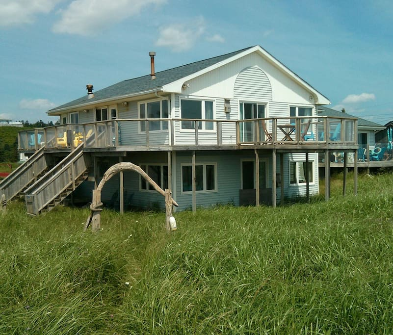 Suite Nextasea is a studio apt. located on the ground floor of our Beach House