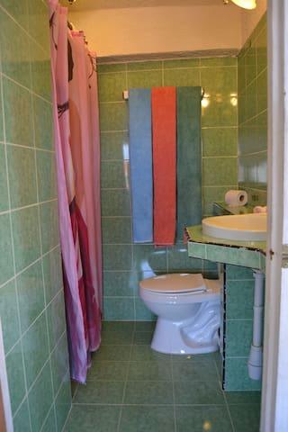 Baño Privado habitación 217