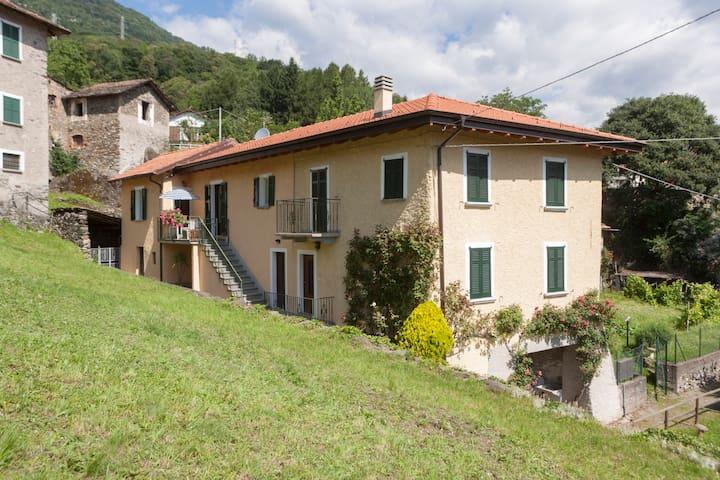 Lago di Como, Affitto, Casa Vacanza - Cremia - Casa