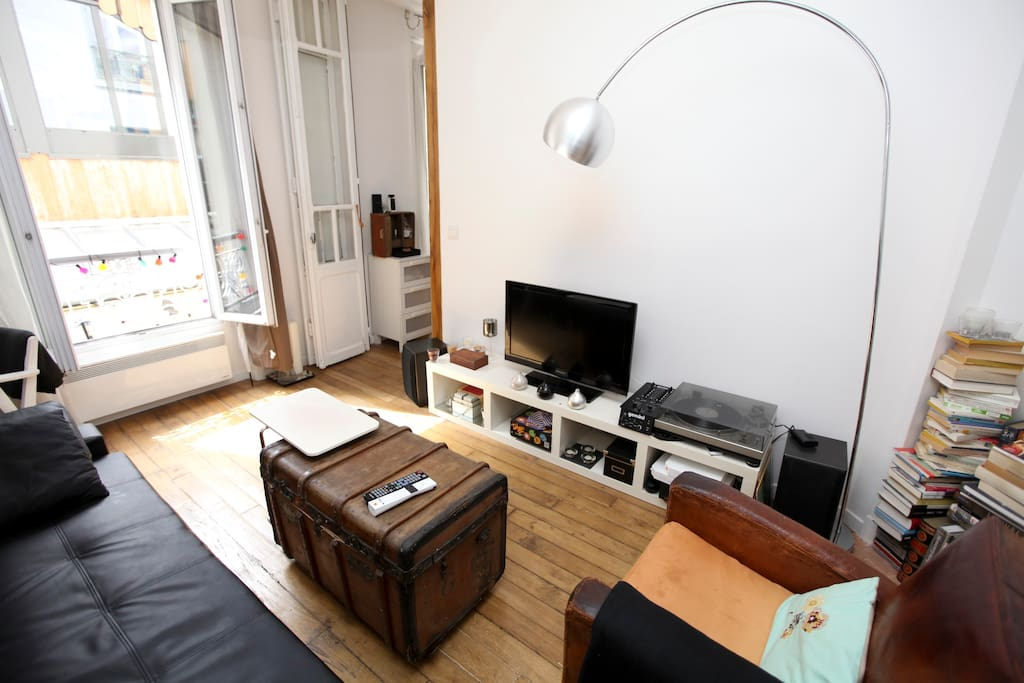1br - 430ft² - ENJOYING PARIS -10e