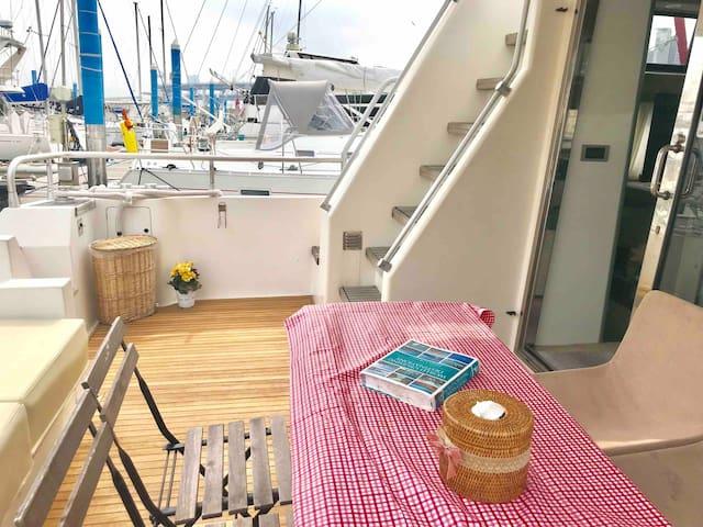 """부산 해운대 씨앤요트 (Busan Haeundae """"Sea and Yacht"""")"""