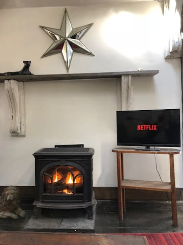 Netflix and chill (or warm)